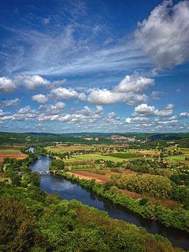 La Dordogne par Mateo Brigande
