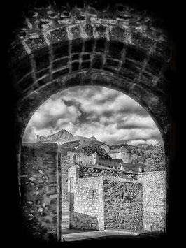 La citadelle de Colmars (04) par Mateo Brigande
