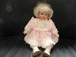 """Puppe """"rosa Kleid"""""""