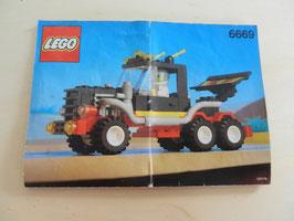 Lego System 6669 Königstrack