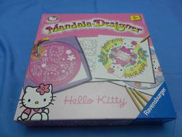 Mandala-Designer Hello Kitty