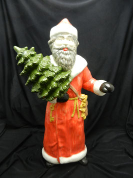Nikolaus mit Tannenbaum
