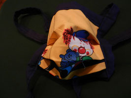 """Mund-Nasenbekleidung """"Clown"""""""