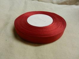 Schleifenband ,  1,5cm, 50m, rot