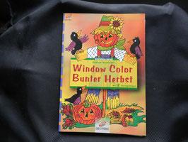 Window Color Bunter Herbst