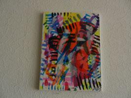 Acrylbild, Gemälde, Unikat