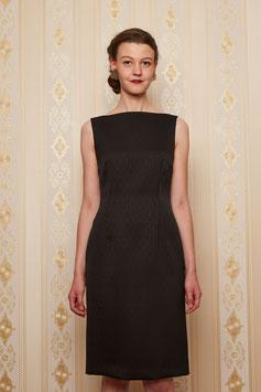 Kleid Arla, Jacquard Wollmischung