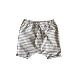 Harem Shorts mit Streifen in der Größe 80