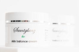Samtglanz skin balance cream