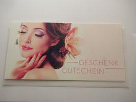 GUTSCHEIN für eine Wunschbehandlung vor Ort in Horgau