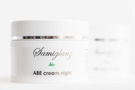 Samtglanz ABE cream night
