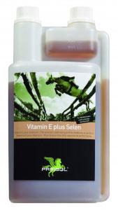 Parisol Vitamine E plus Selenium