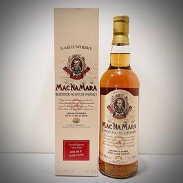 MacNaMara Rum Cask Finish 40% 0,7L