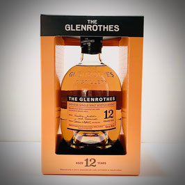 The Glenrothes 12 Jahre Sherry Cask 40% 0,7L | Speyside