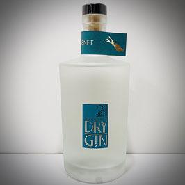 "Senft ""Bodensee Dry Gin 21"" 44% 0,35L"