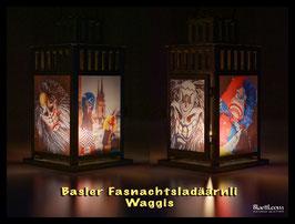 "Basler Fasnachts-Ladäärnli ""Waggis"""