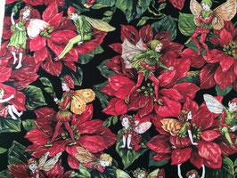 Patchwork Stoff / Weihnachten
