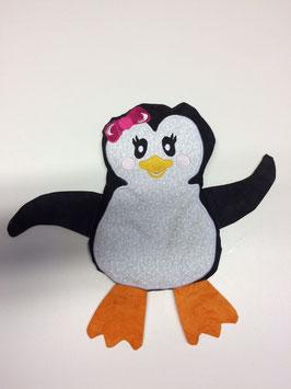 Körner Kissen / Pinguin