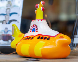 LAMPE YELLOW SUBMARINE THE BEATLES