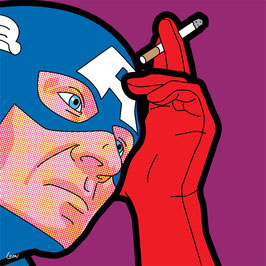 "CAPTAIN BLUES PAR GREG ""LÉON"" GUILLEMIN"