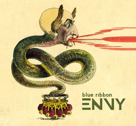 Envy CD - Blue Ribbon