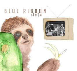 Sloth CD - Blue Ribbon