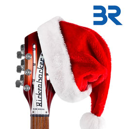 The 12 Strings Of Christmas - Blue Ribbon