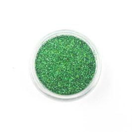 Glitzer grün 2