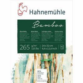 Hahnemühle BAMBOO Mixed Media, A4