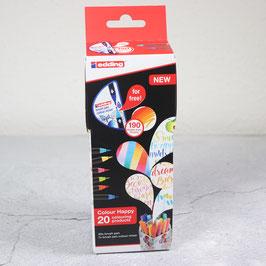 EDDING Colour Happy Box inkl. Colour-Mixer