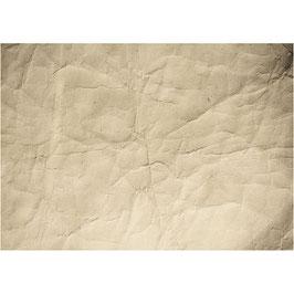 Kraftpapier mit Knitter-Look