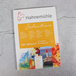 Hahnemühle SELECTION, Aquarellpapier