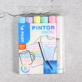 Pilot, Pintor Pastel Kreativmarker, PASTELL