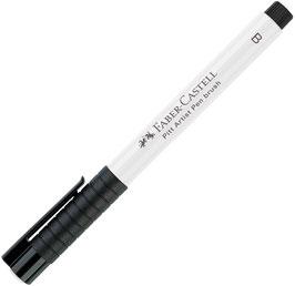 Faber Castell, Pitt Artist Pen brush, weiß