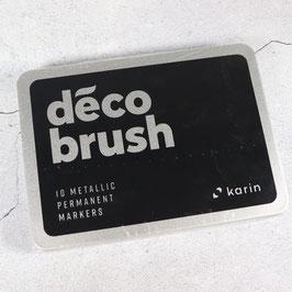 Karin DecoBrush Metallic Box