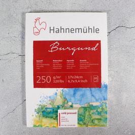 Hahnemühle BURGUND matt, Aquarellpapier