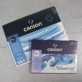 Canson MONTVAL, Aquarellblock