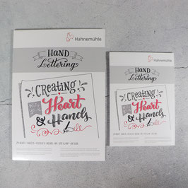 Hahnemühle HANDLETTERING Block
