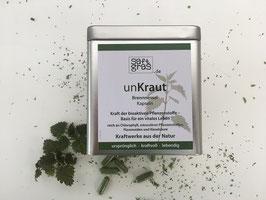UnKraut - Brennnessel, 250 vegane Kapseln