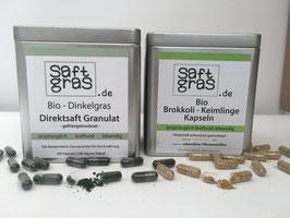 saftgras + Sulforaphan