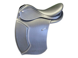 HIDALGO London Dressage Leather Tree Saddle