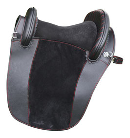 HIDALGO MALAGA SPANISH LEATHER TREE SADDLE