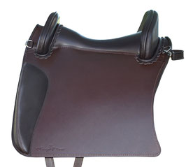 HIDALGO Teneriffa  with flexible leather tree Saddle