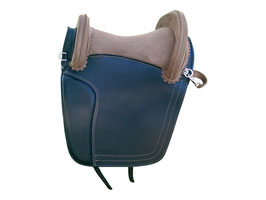 HIDALGO Valencia SPEZIAL Spanish Leather Tree Saddle
