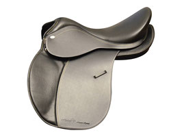 Hidalgo Alicante GP leather tree saddle