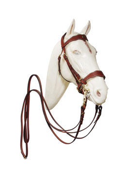 Marjoman Portuguese Working bridle