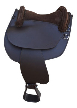 Hidalgo Nevada Trekking saddle with leather tree