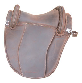 HIDALGO BARROCCO SPANISH LEATHER TREE SADDLE