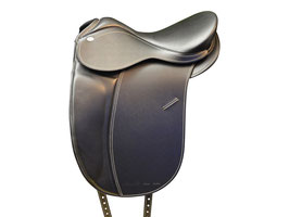 Hidalgo Venice Spezial Icelandic Leather Tree Saddle