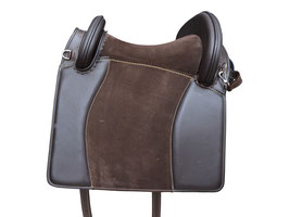 HIDALGO JEREZ SPANISH LEATHER TREE SADDLE